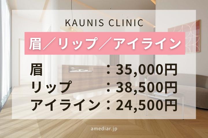 KAUNIS CLINIC (表参道)